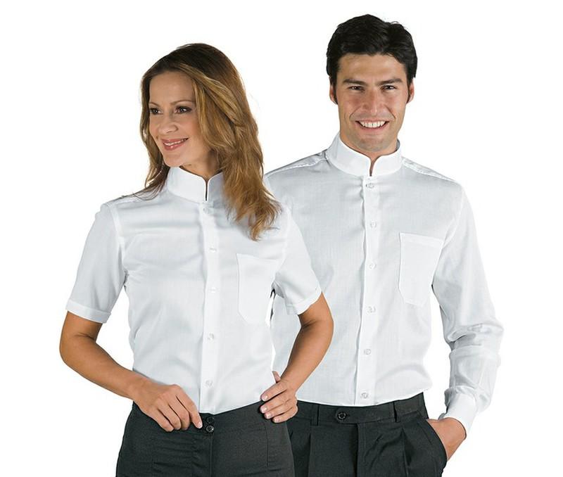 CAMISA MUJER MANGA CORTA My Uniform BCN